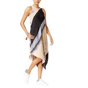 Rachel Rachel Roy printed asymmetrical dress